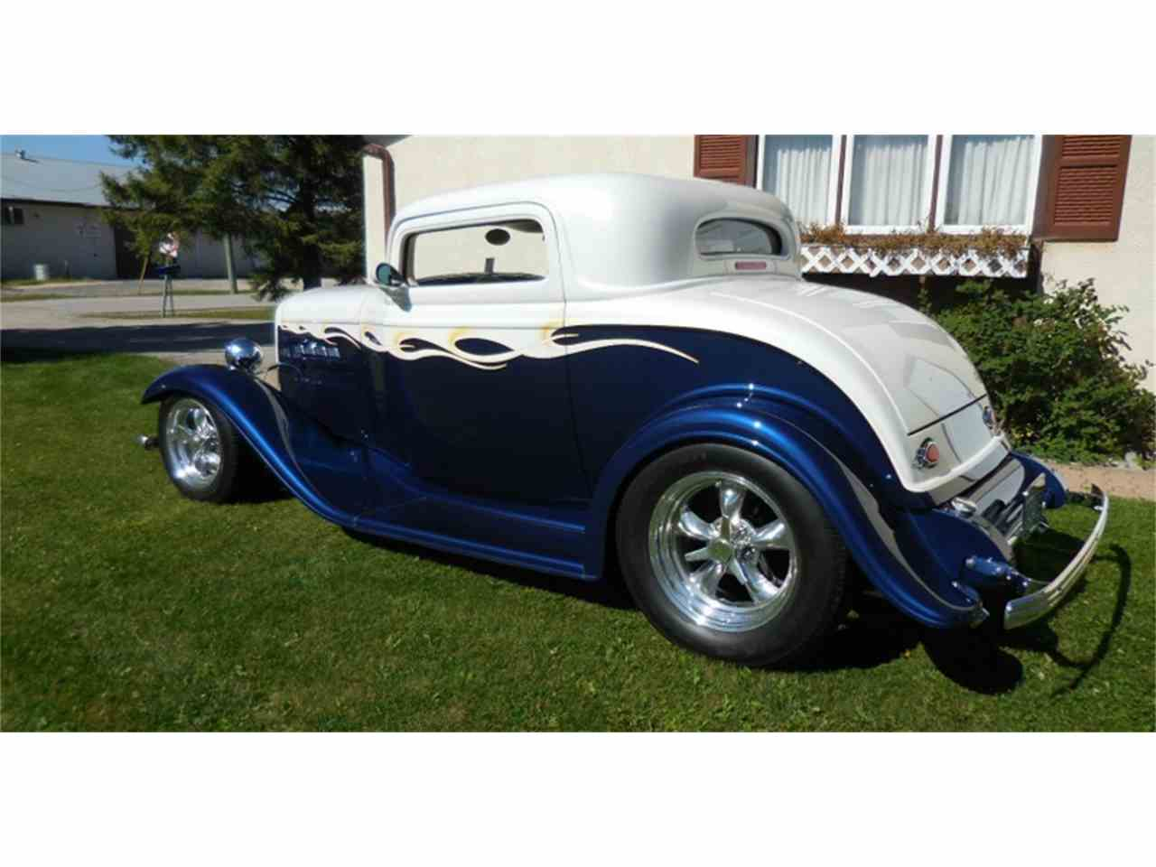 1932 Ford 3-Window Coupe for Sale | ClassicCars.com | CC-918329