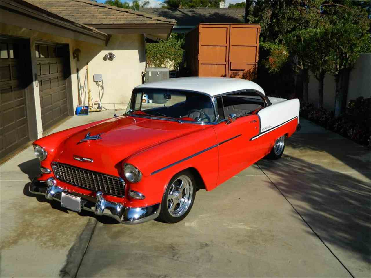 Large Picture of '55 Bel Air - JOL9