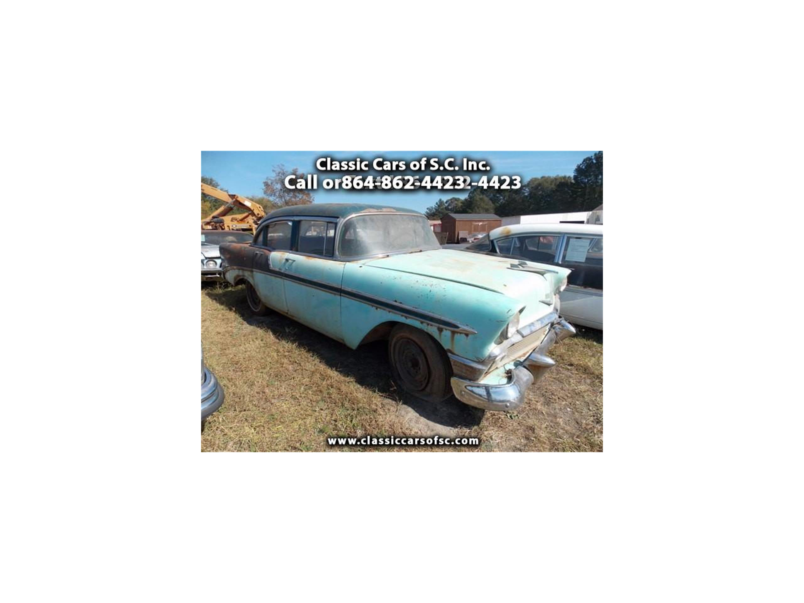 Large Picture of '56 Bel Air - JOMP