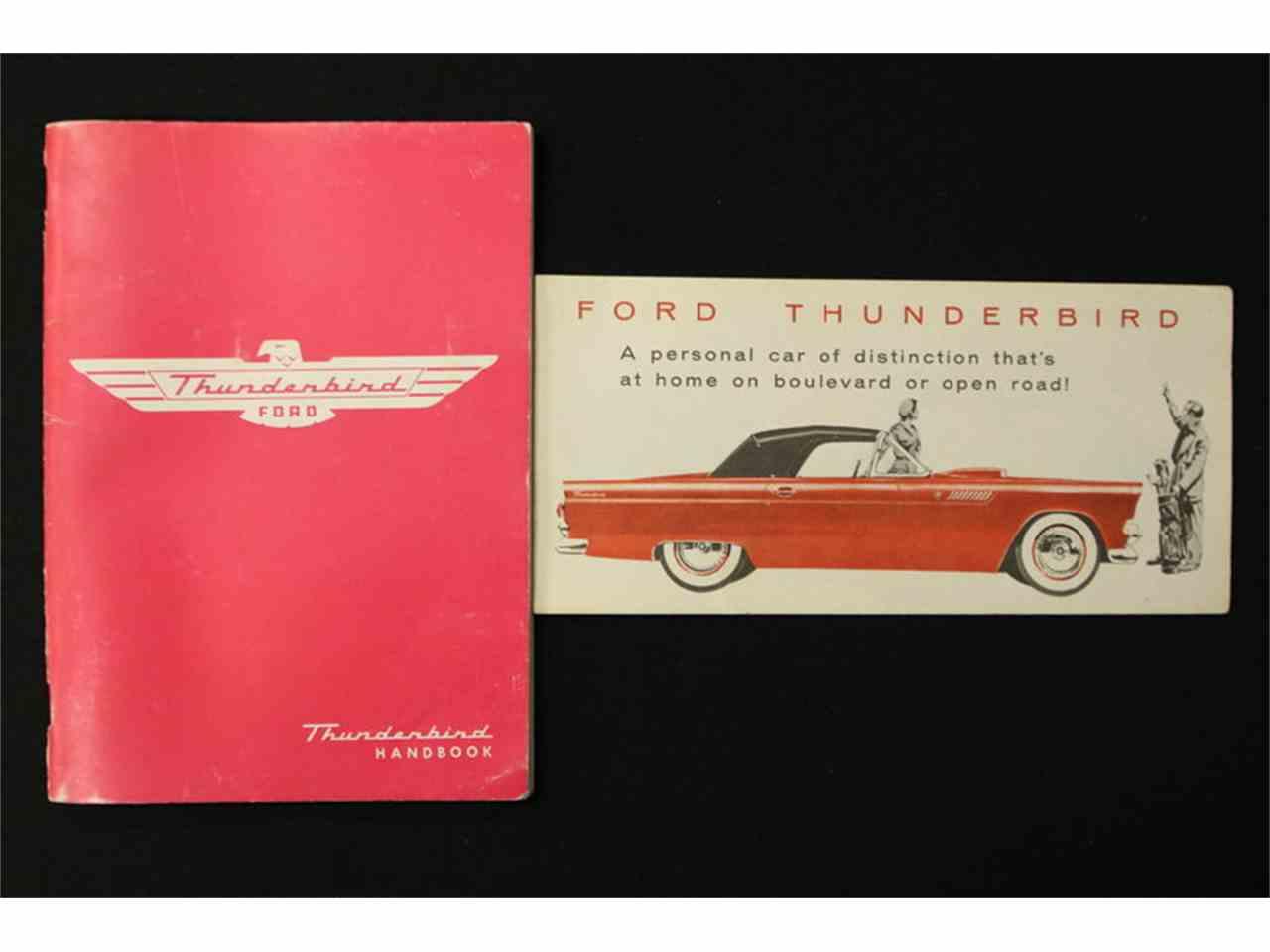 Large Picture of '55 Thunderbird - JOMZ