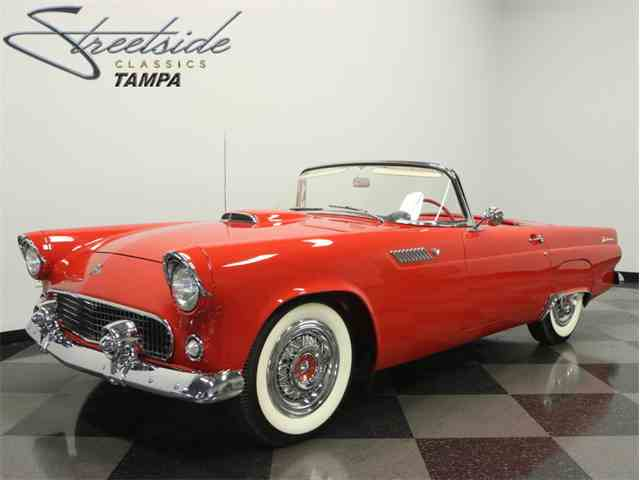 Picture of 1955 Thunderbird located in Lutz Florida Offered by Streetside Classics - Tampa - JOMZ
