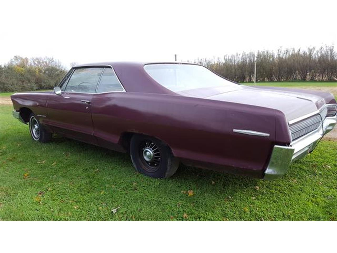 Large Picture of Classic 1965 Pontiac Grand Prix located in New Ulm Minnesota Offered by Ted's Tuna Boats - JONI