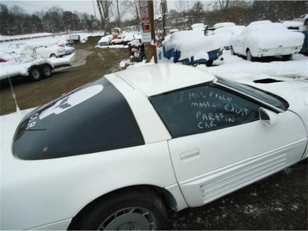 Large Picture of '85 Corvette - JONS