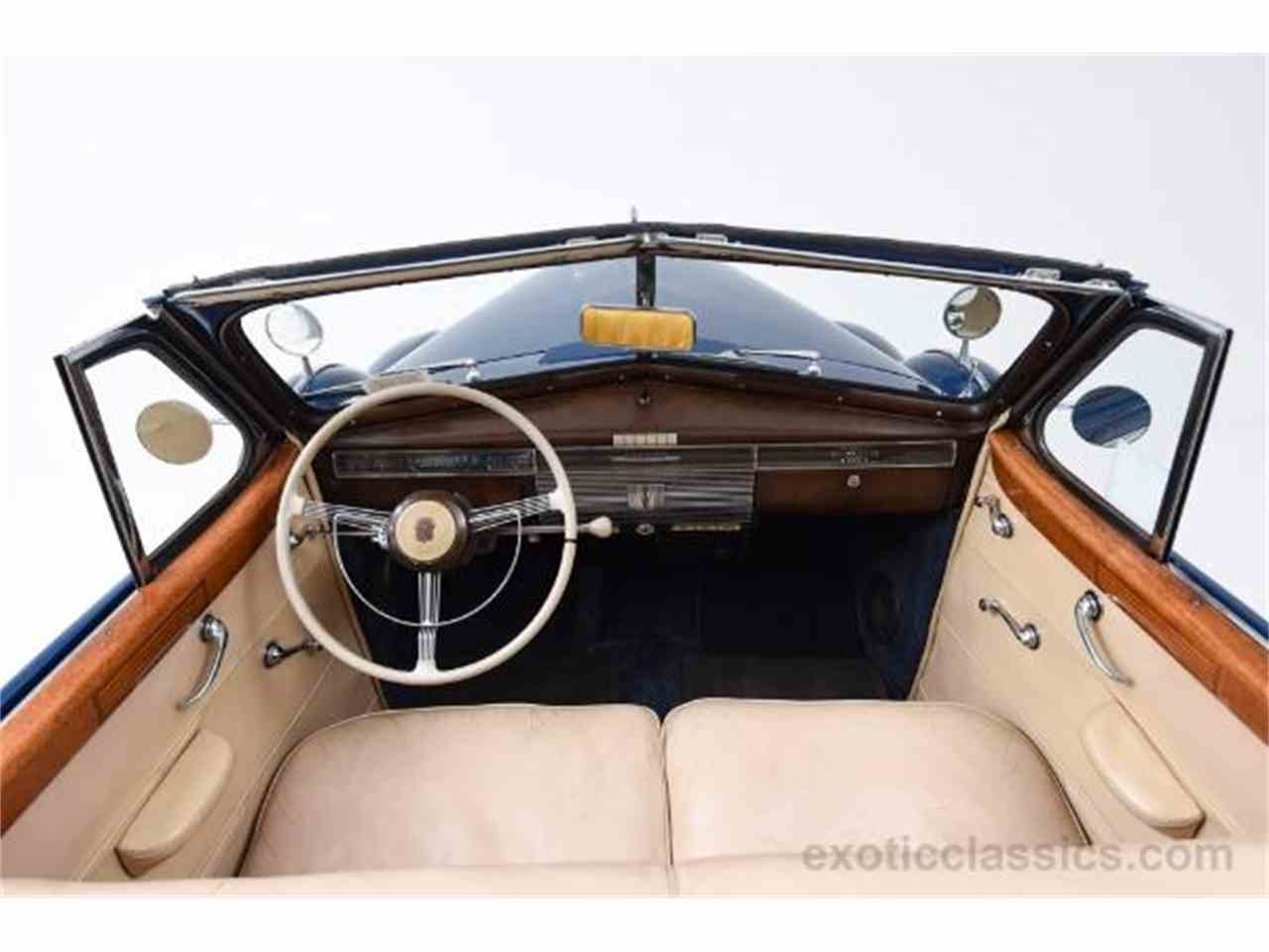 Large Picture of '39 Cadillac Series 75 - $94,200.00 - JOO1