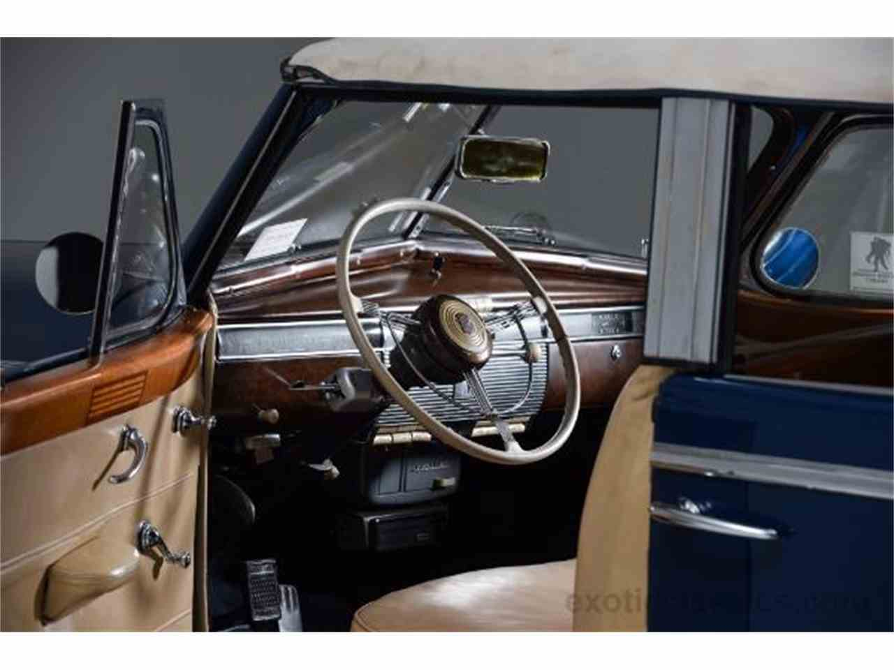 Large Picture of Classic 1939 Cadillac Series 75 - $94,200.00 Offered by Champion Motors - JOO1