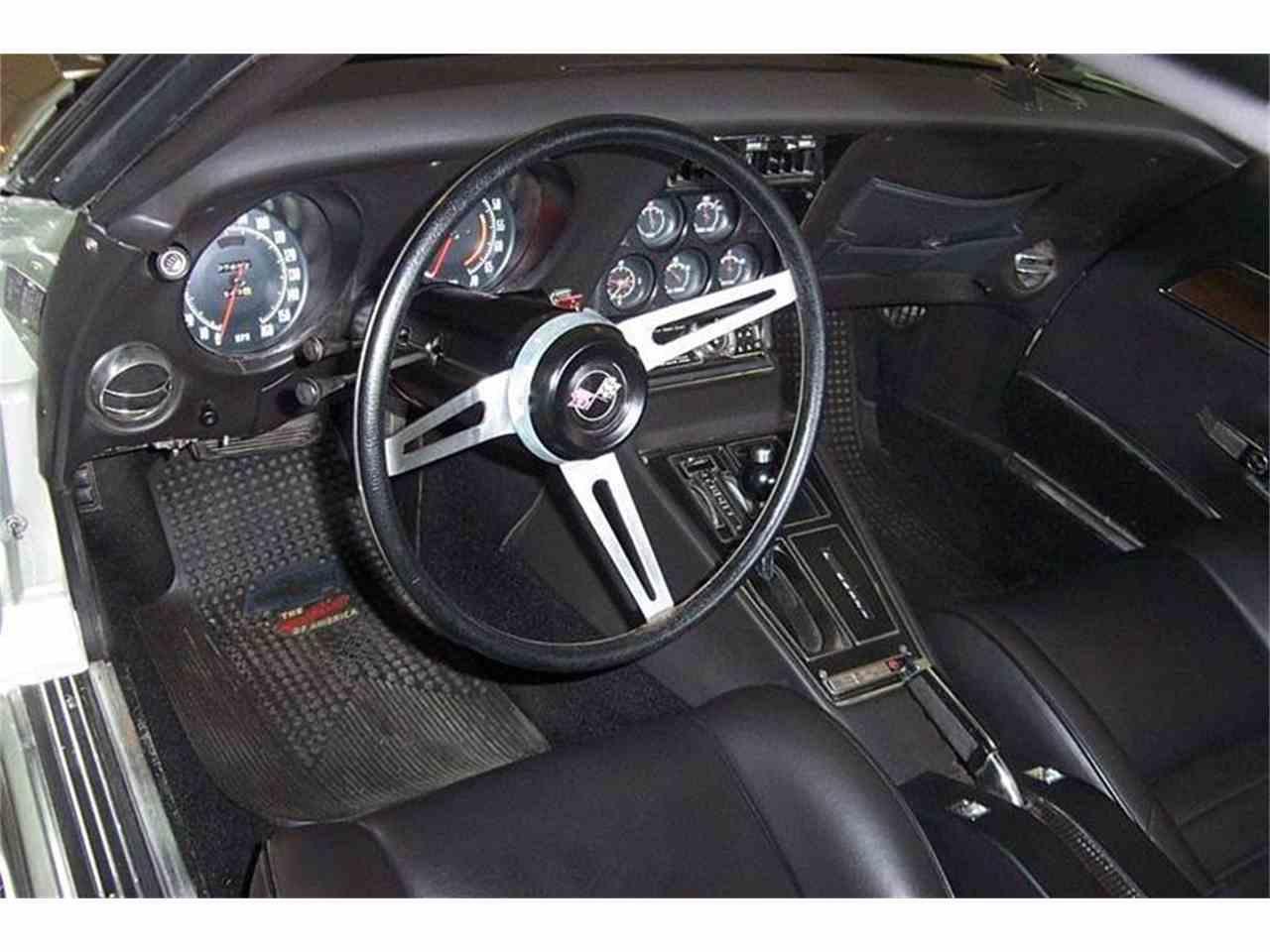 Large Picture of '73 Corvette - JP0D