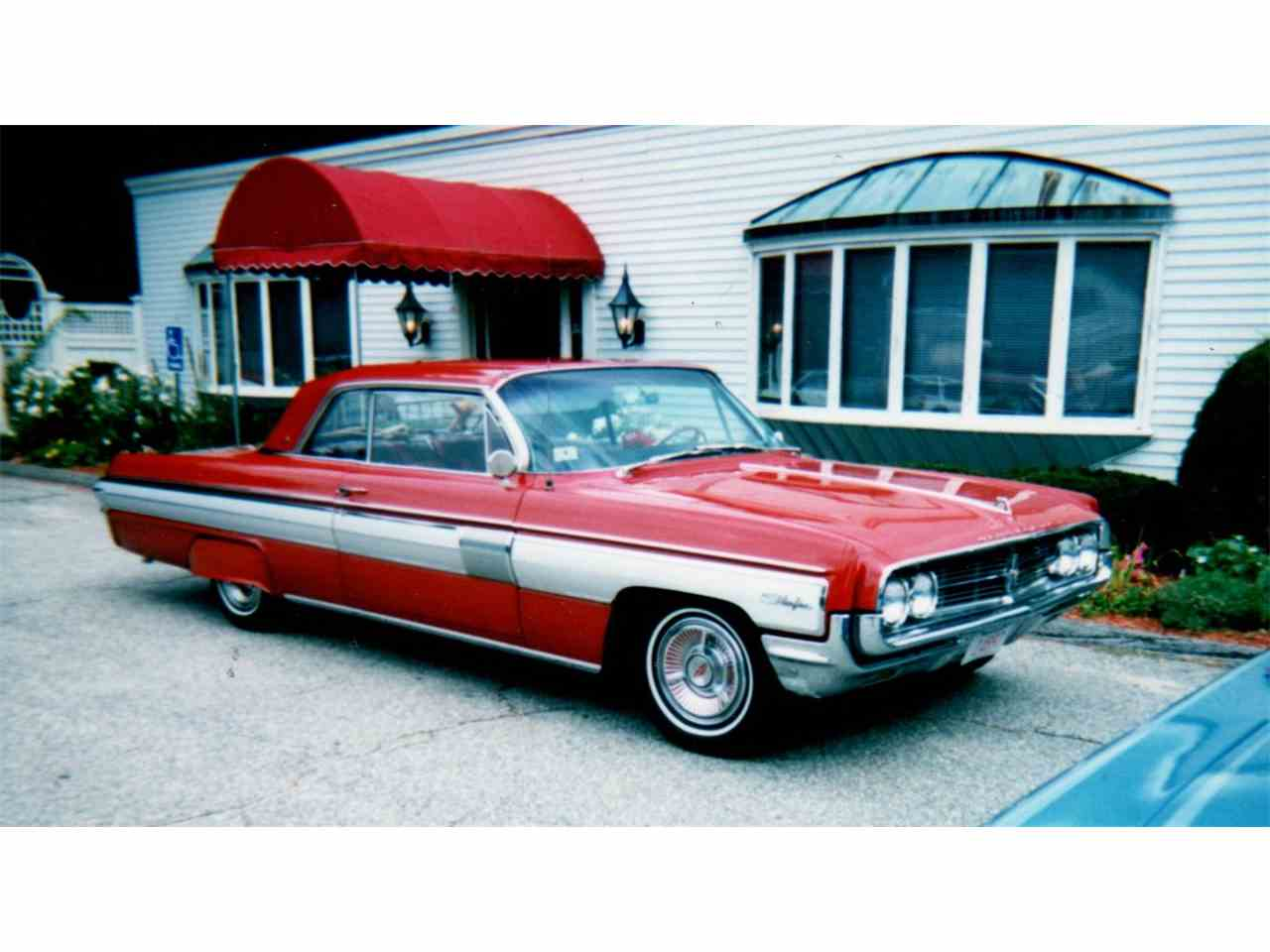 1962 Oldsmobile Starfire for Sale | ClassicCars.com | CC-918956