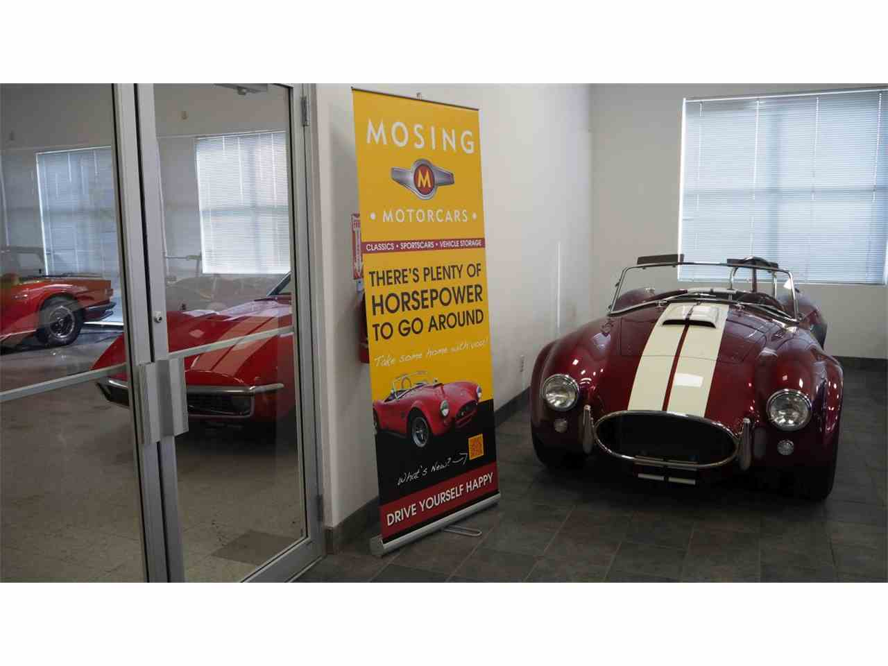 Large Picture of '15 Superformance Cobra replica MKIII S/C located in Austin Texas Offered by Mosing Motorcars - JP34