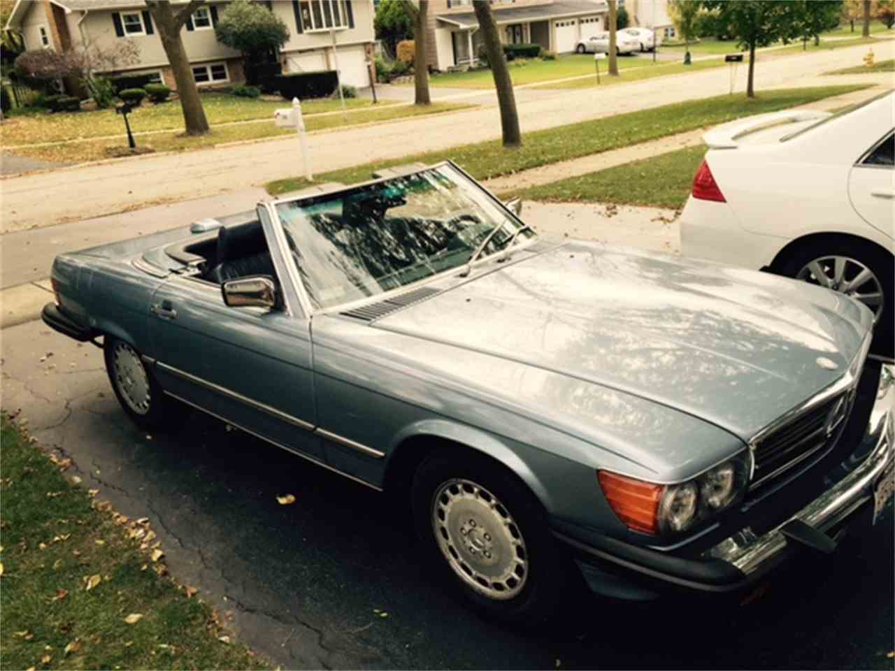 Large Picture of 1986 560SL - $7,900.00 Offered by a Private Seller - JP35