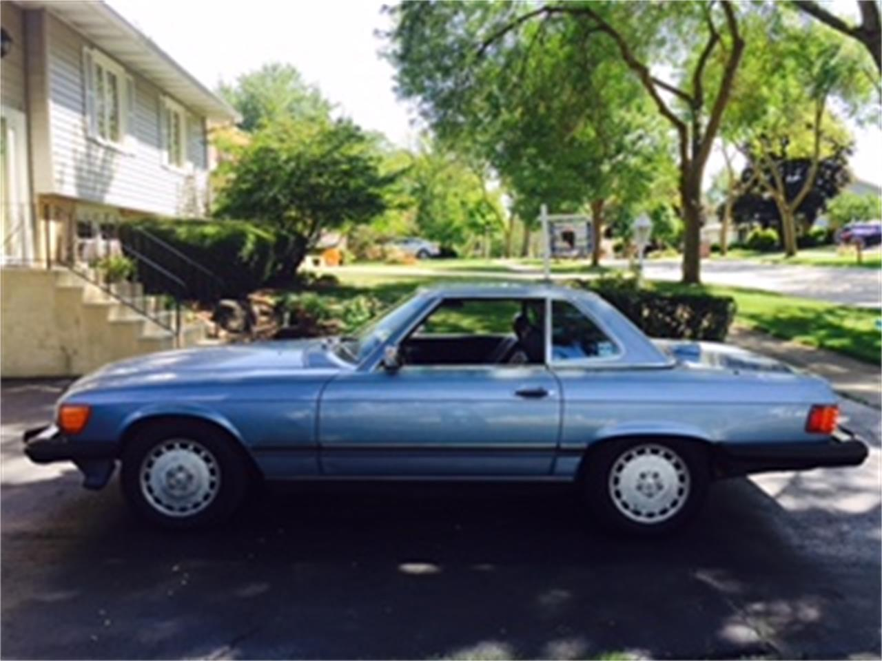 Large Picture of 1986 Mercedes-Benz 560SL - JP35