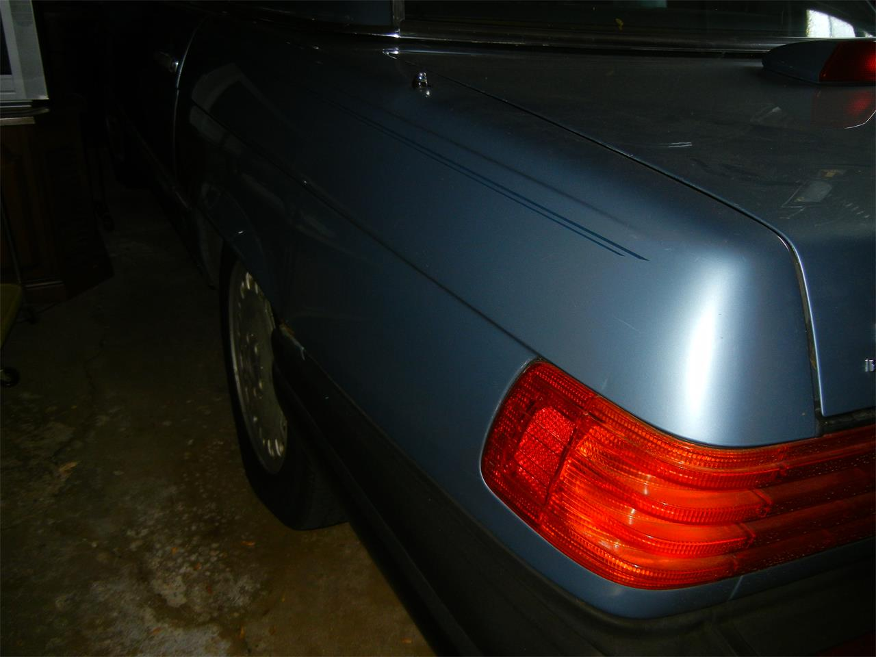 Large Picture of 1986 Mercedes-Benz 560SL located in Illinois - $7,900.00 - JP35