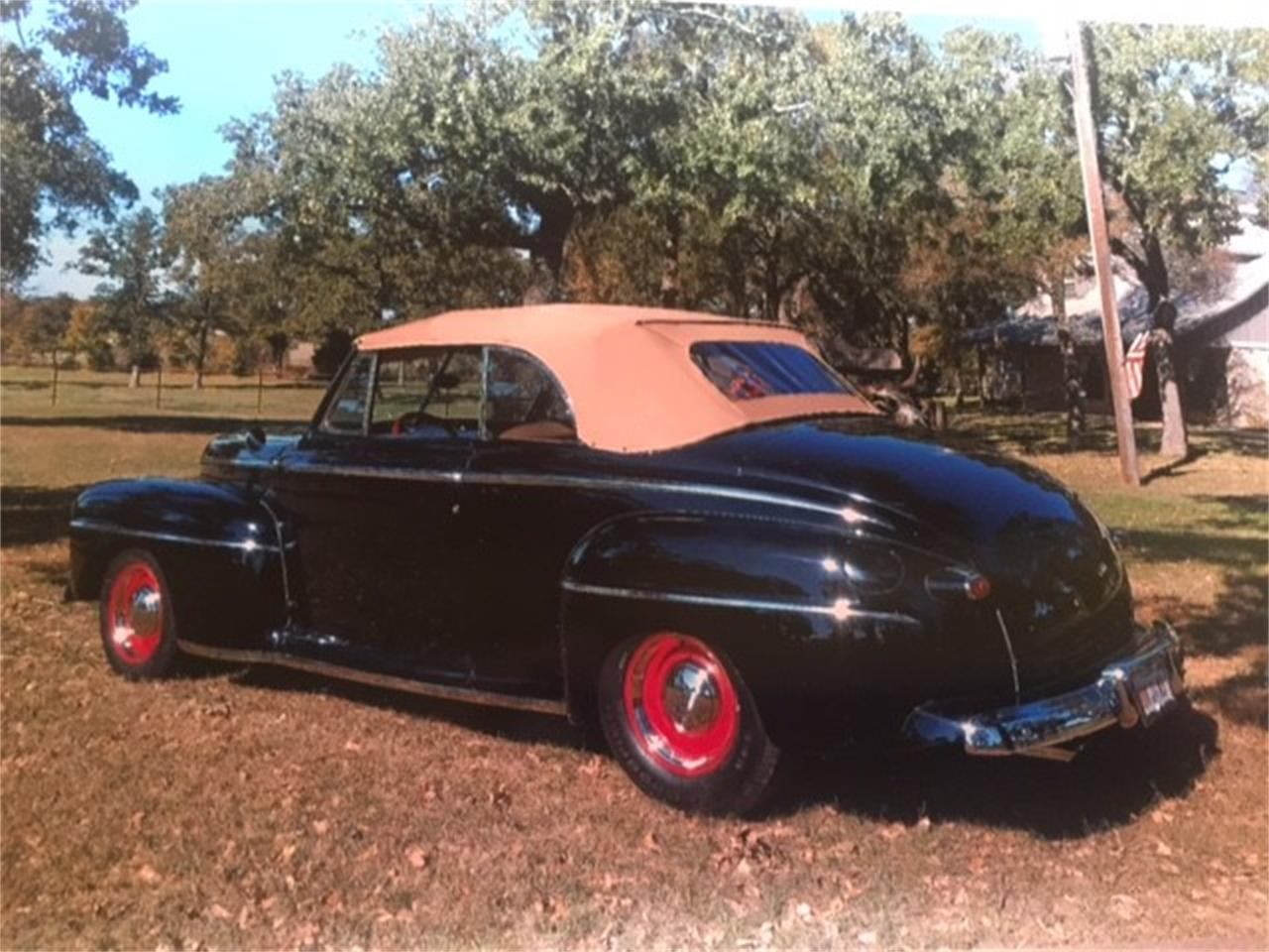 Large Picture of '48 Convertible - JP37