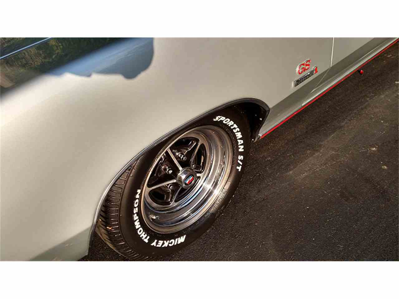 Large Picture of Classic 1971 Buick Gran Sport located in Huntingtown Maryland Offered by Old Town Automobile - JP5D