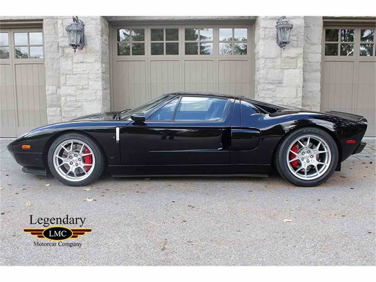 Large Picture of 2006 Ford GT located in Ontario - JP5M