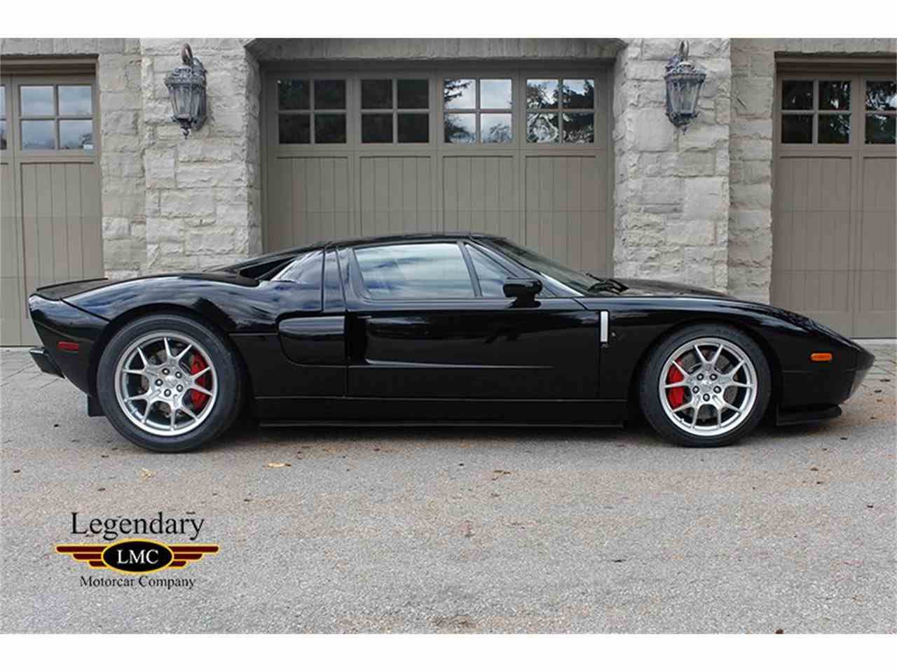 Large Picture of 2006 Ford GT located in Halton Hills Ontario - $295,000.00 - JP5M