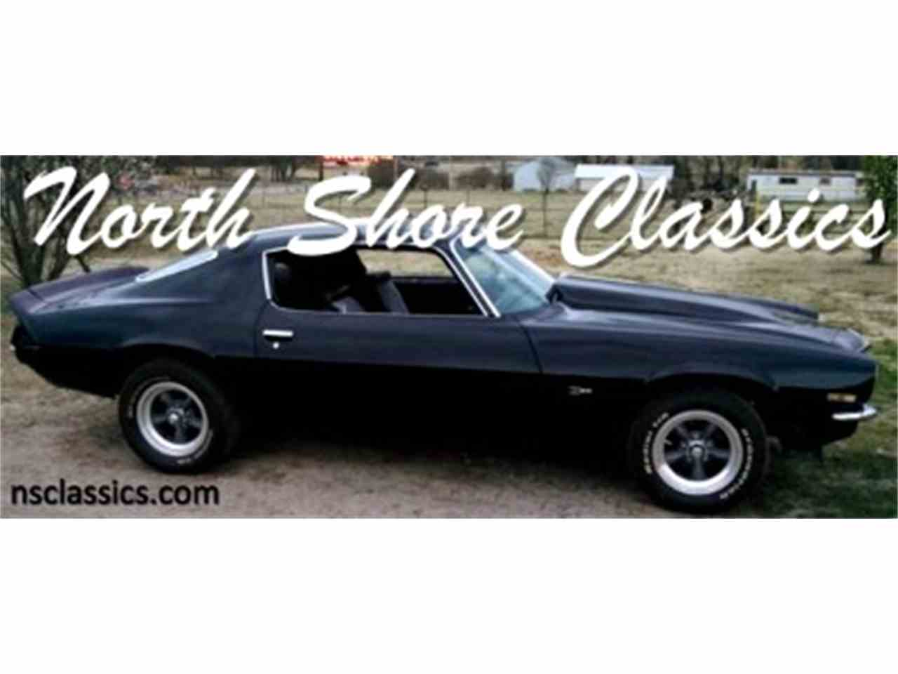 Large Picture of '70 Chevrolet Camaro located in Illinois - $15,900.00 - JP6F