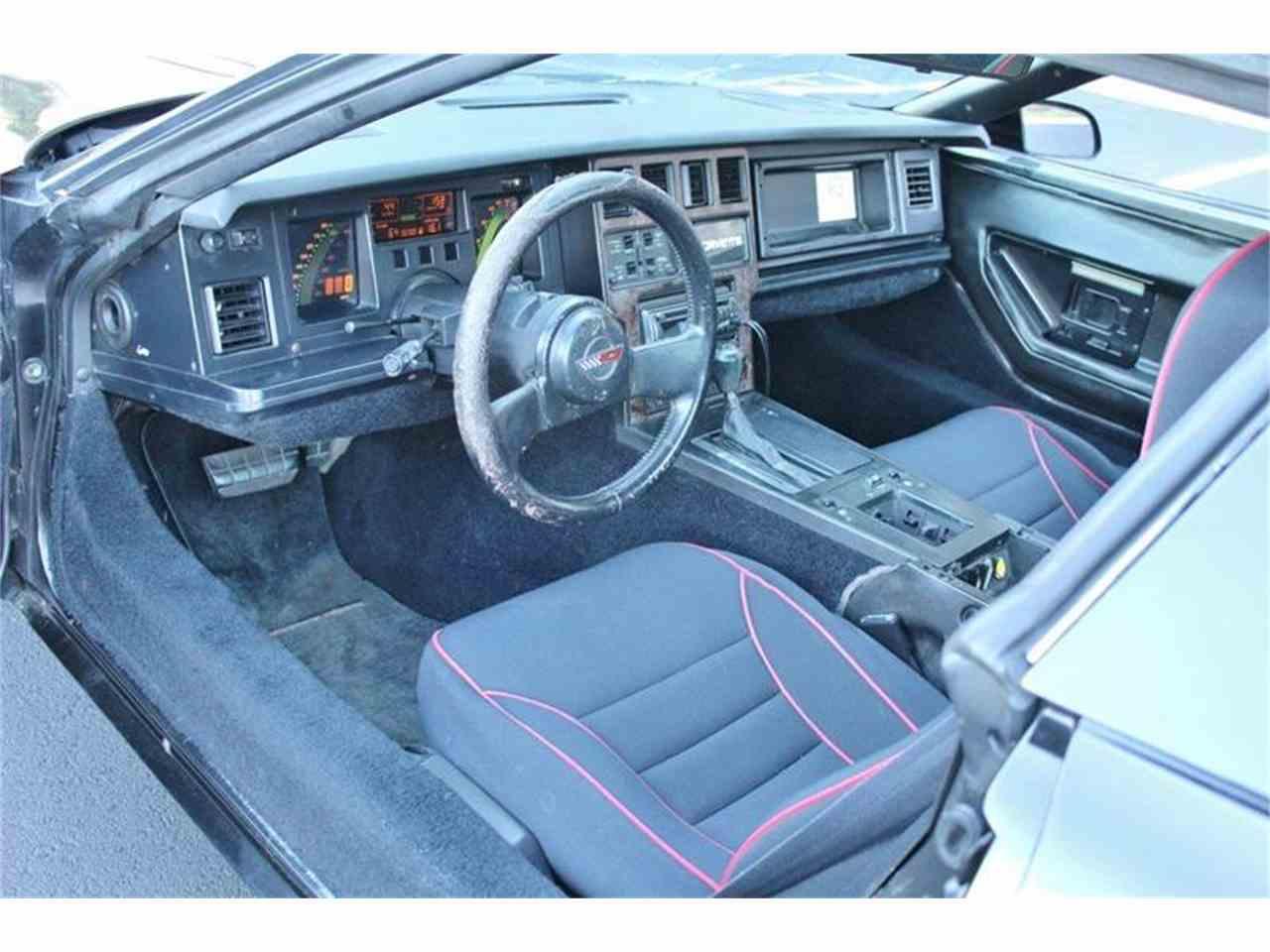 Large Picture of '88 Corvette - JP6K