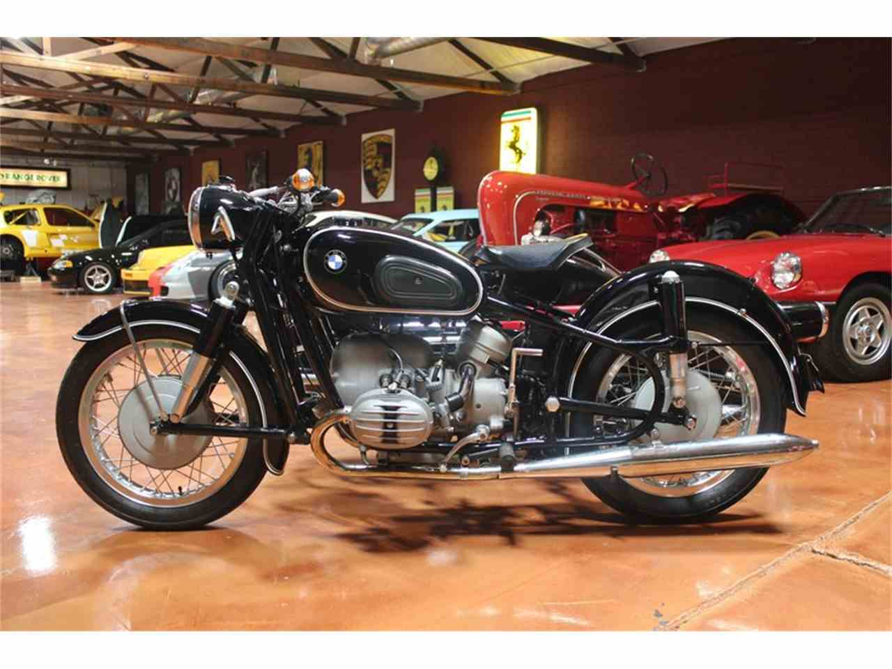 Large Picture of Classic 1965 BMW R60 Auction Vehicle Offered by EMG - JP7V