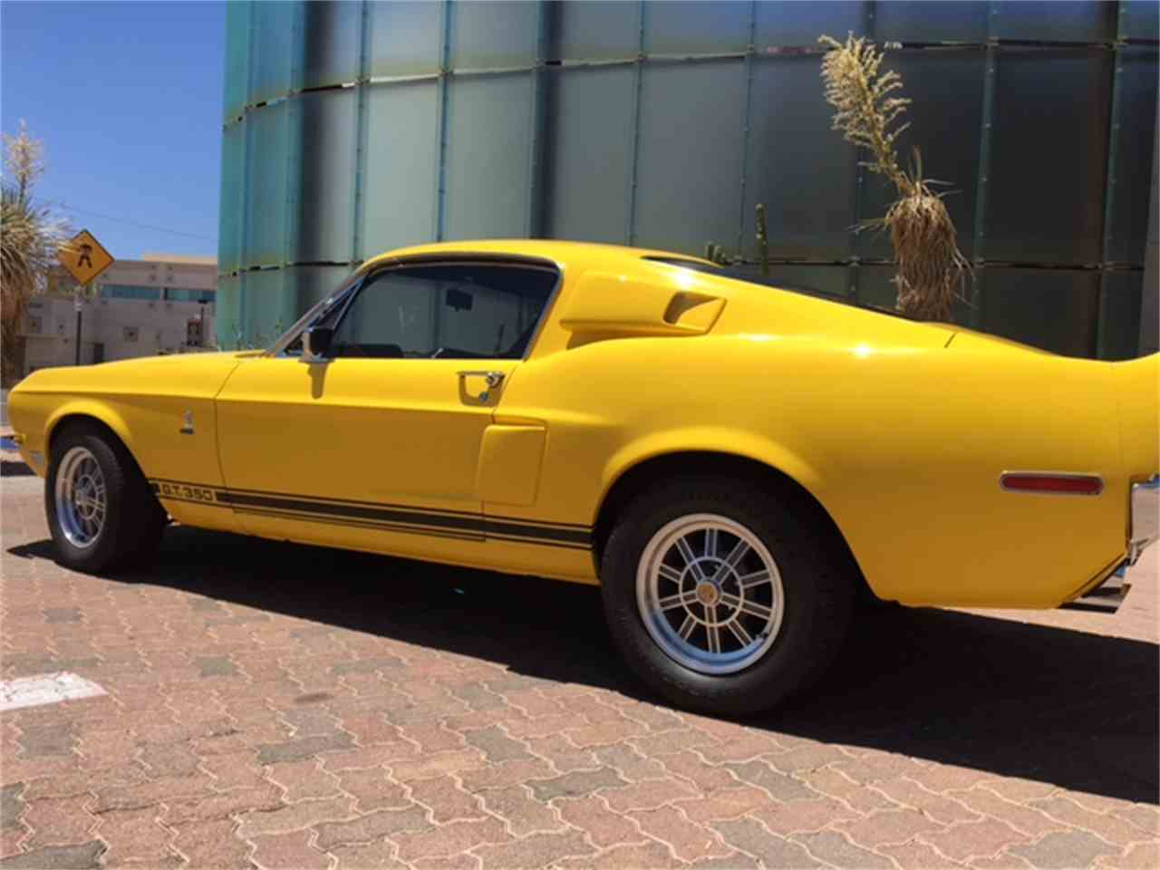 Large Picture of 1968 Mustang located in Scottsdale Arizona  Offered by Desert Classic Mustangs - JP9I
