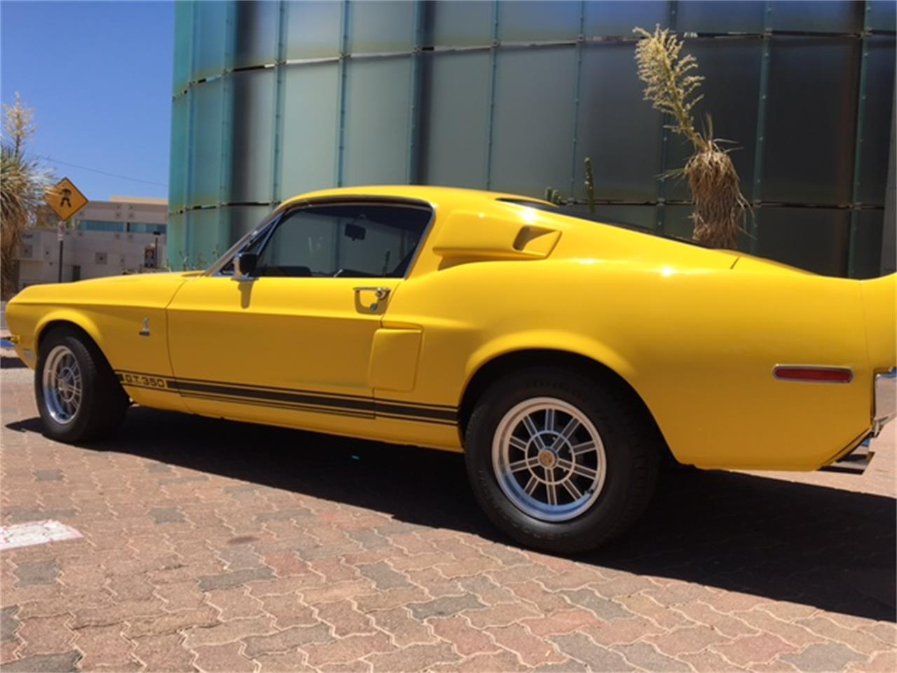 Large Picture of 1968 Mustang located in Scottsdale Arizona - $145,000.00 - JP9I