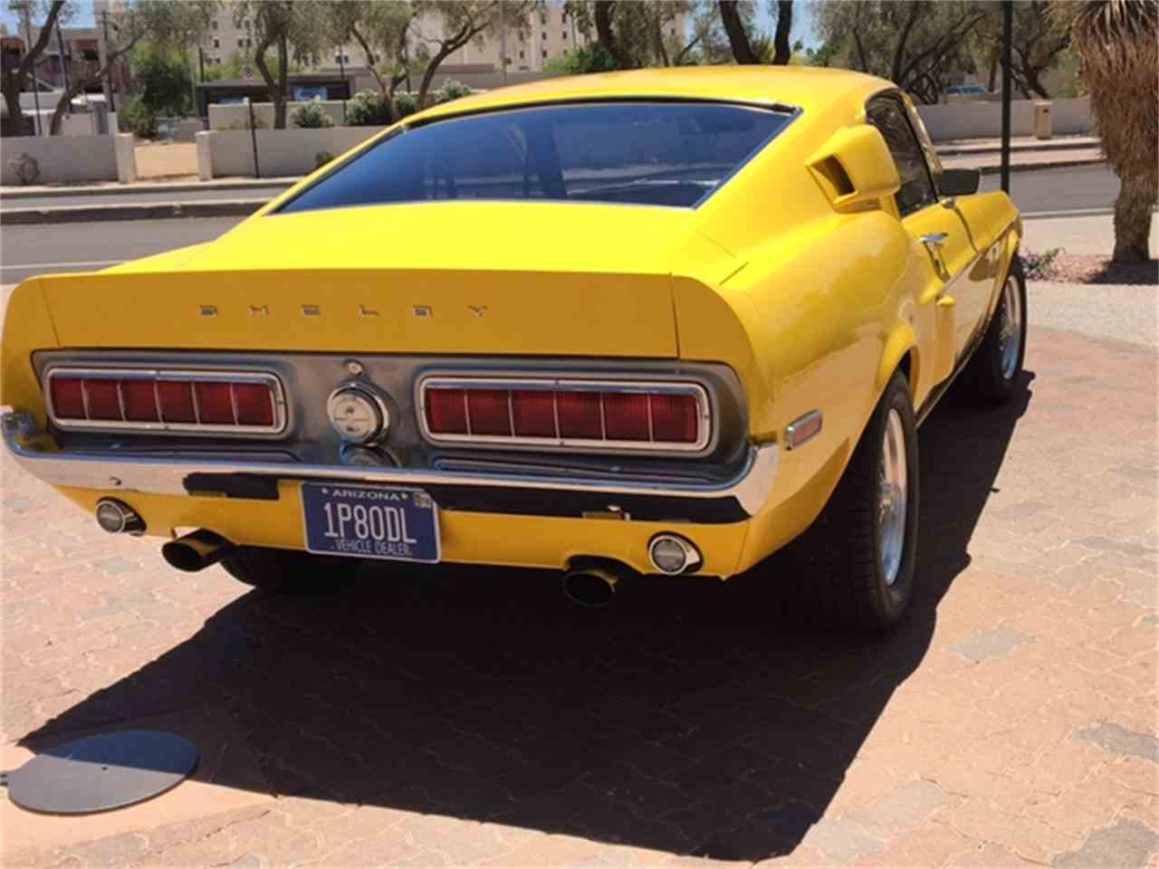 Large Picture of Classic '68 Ford Mustang - $145,000.00 Offered by Desert Classic Mustangs - JP9I