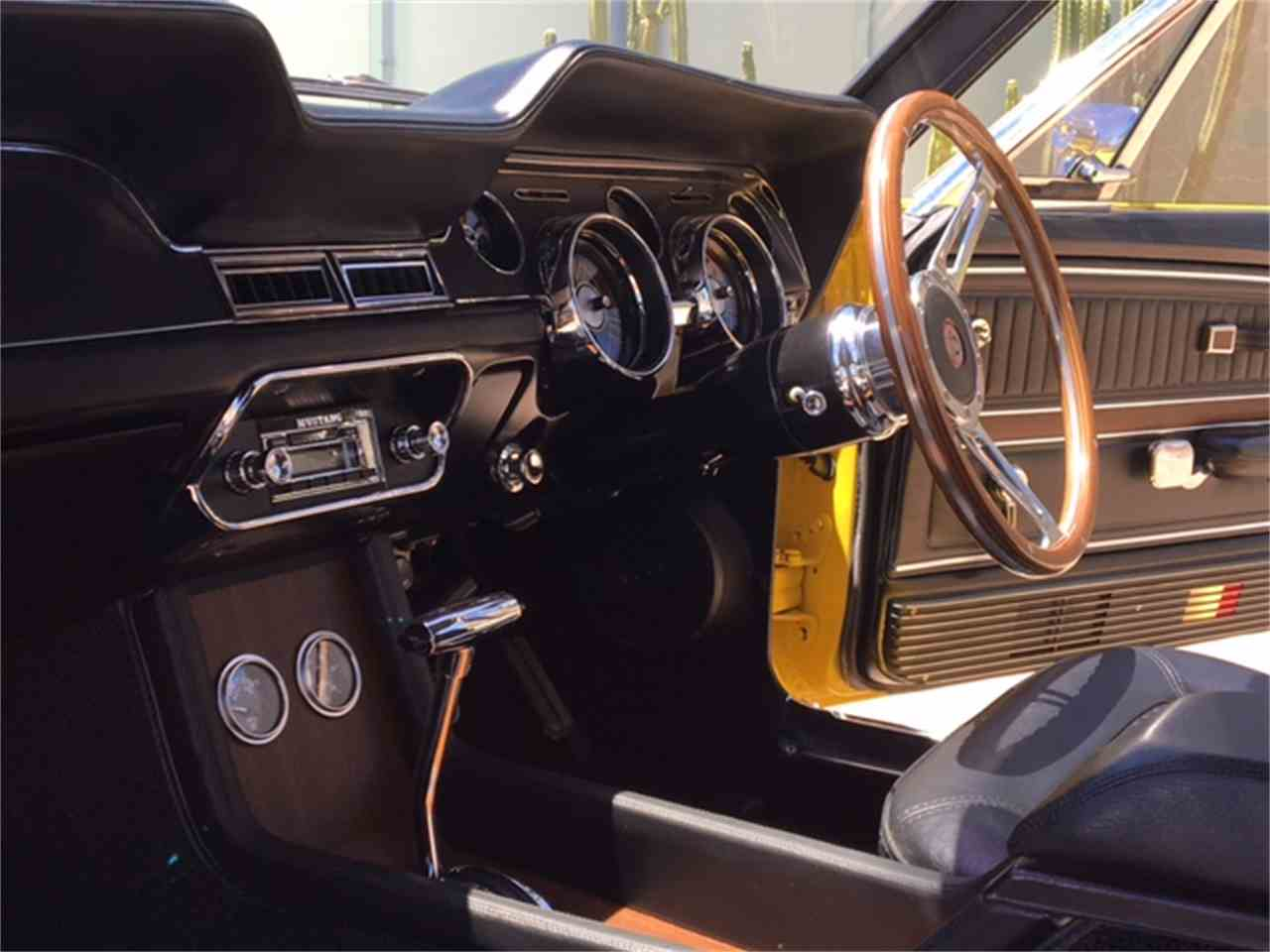 Large Picture of '68 Ford Mustang - $145,000.00 Offered by Desert Classic Mustangs - JP9I