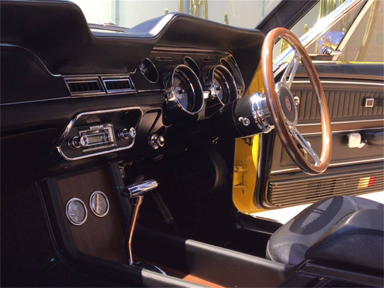 Large Picture of 1968 Ford Mustang Offered by Desert Classic Mustangs - JP9I
