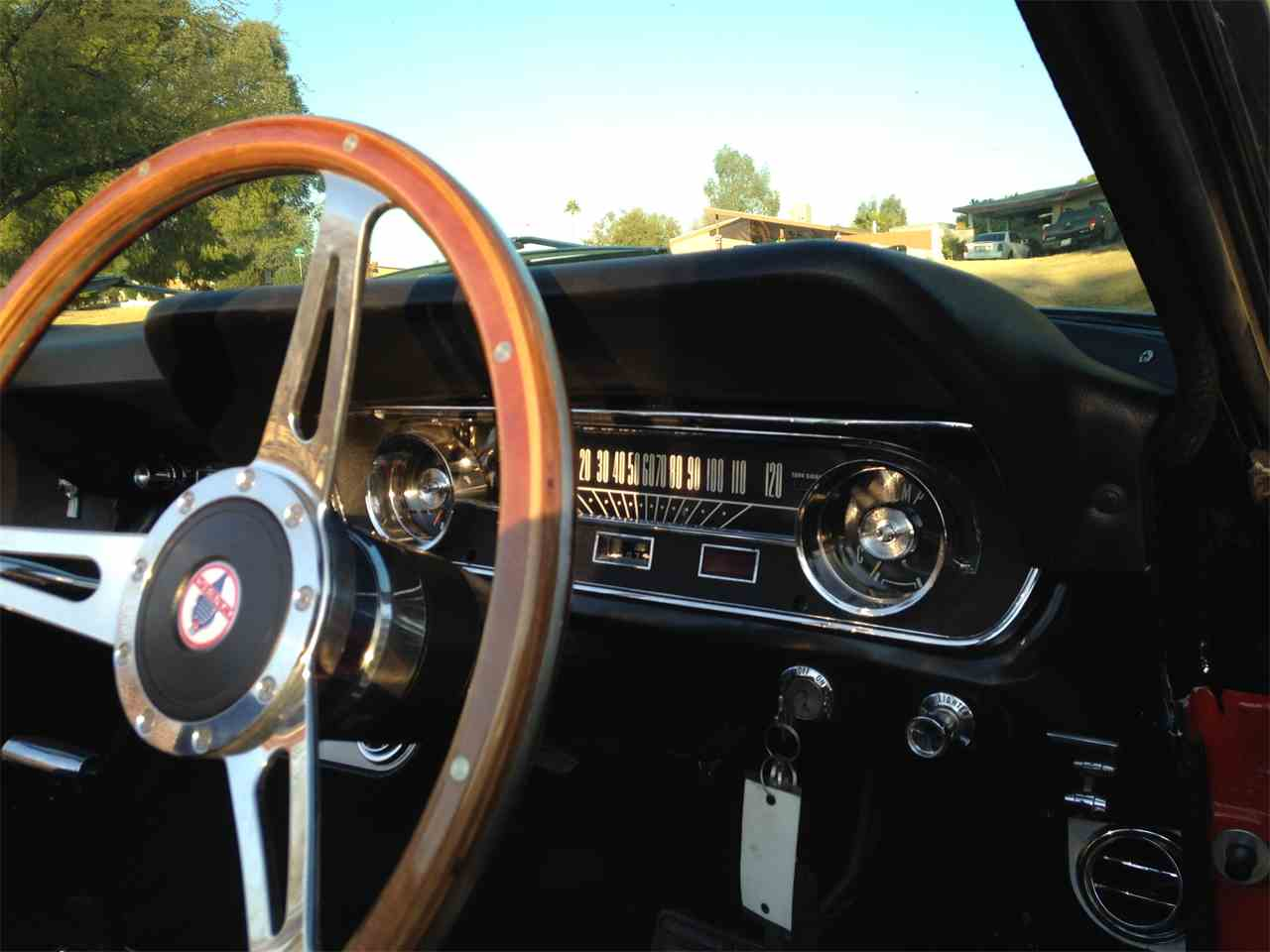 Large Picture of Classic '65 Mustang located in Arizona Offered by Desert Classic Mustangs - JP9L