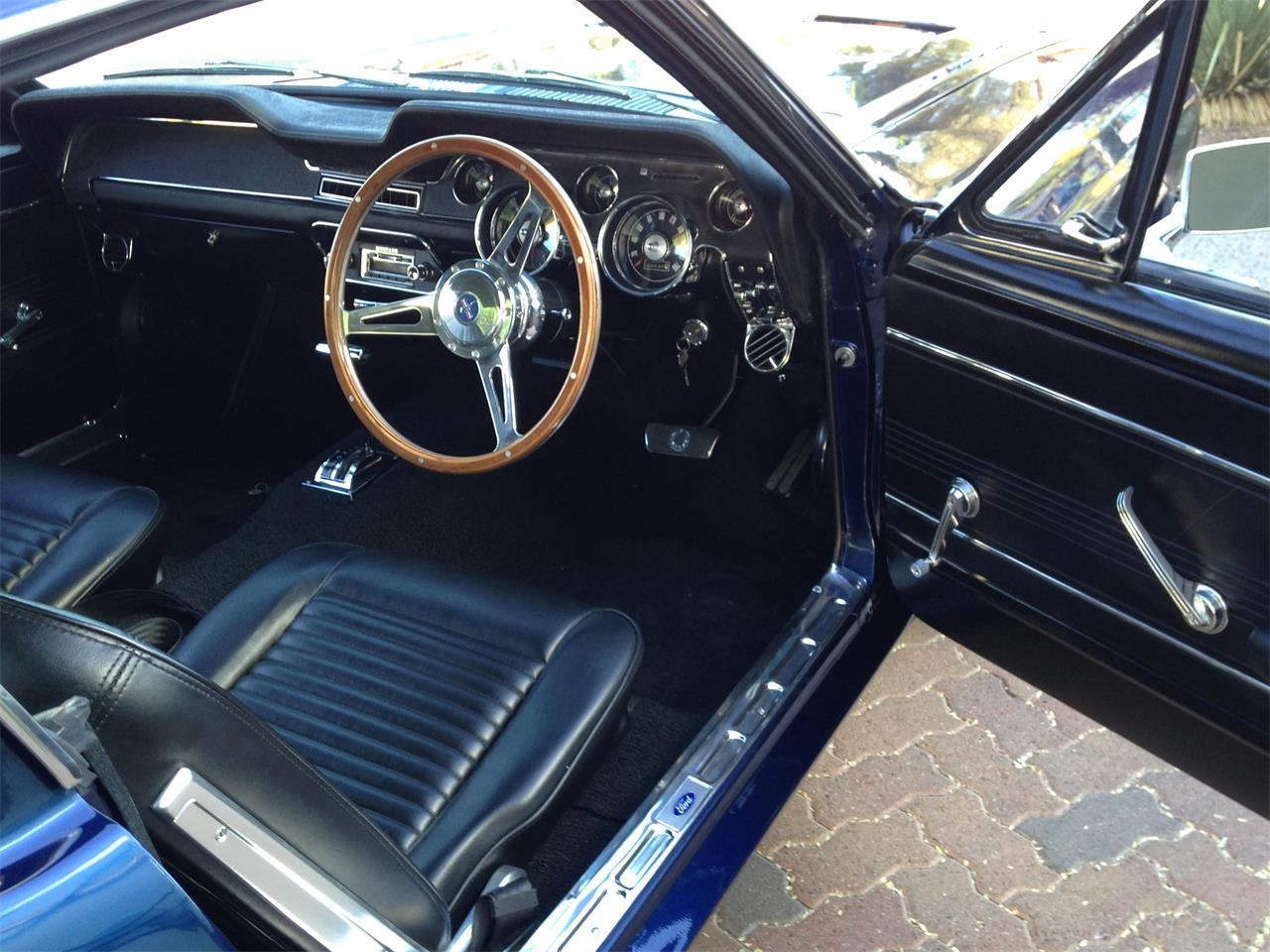 Ford Mustang 1967 Rhd