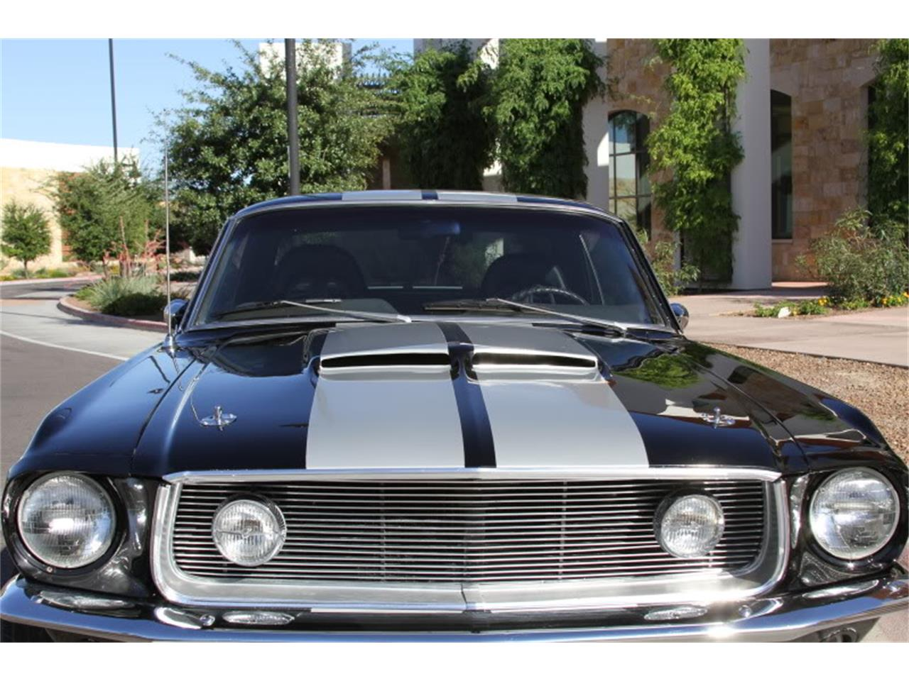 Large Picture of '68 Mustang Right Hand Drive - JP9N