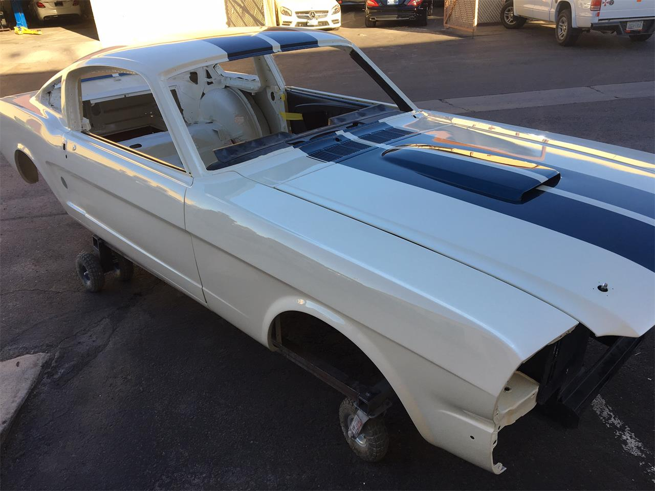 Large Picture Of 65 Mustang Shelby Body Shell Jp9o
