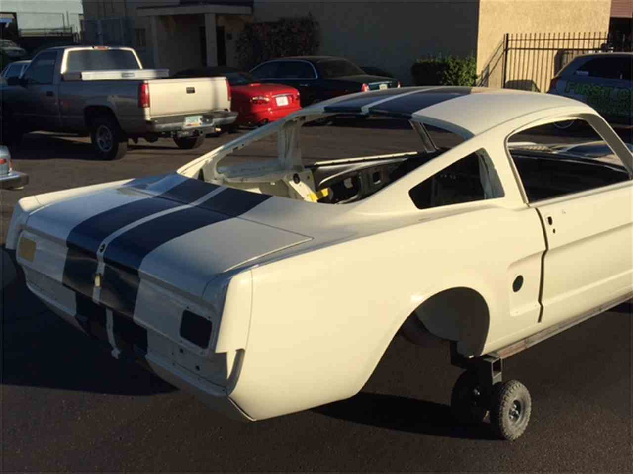 Large Picture of '65 Mustang Shelby Body Shell - JP9O