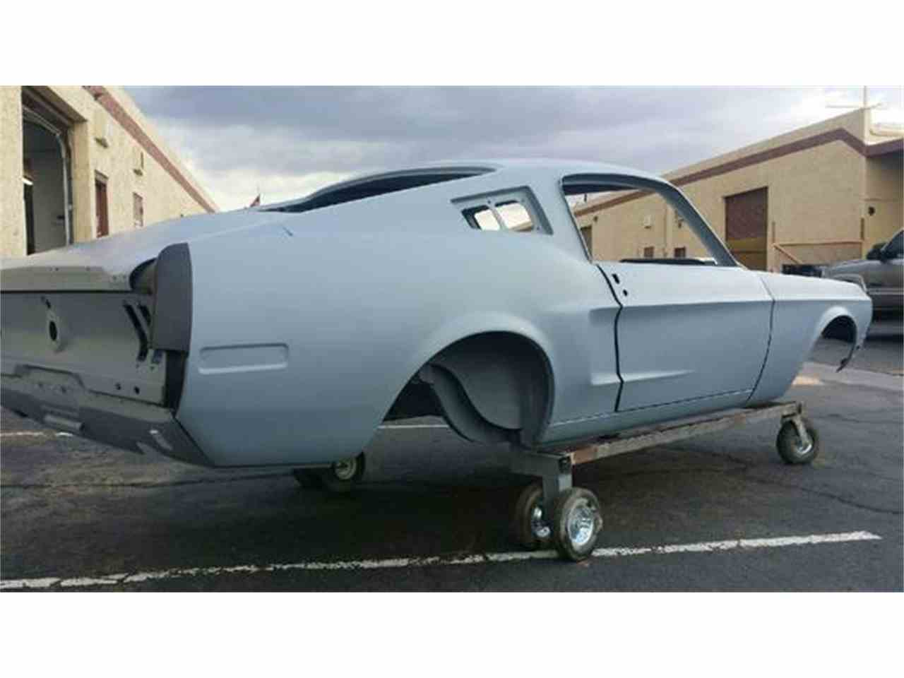 Large Picture of Classic 1968 Mustang Restored Body Shells - $16,700.00 - JP9Q