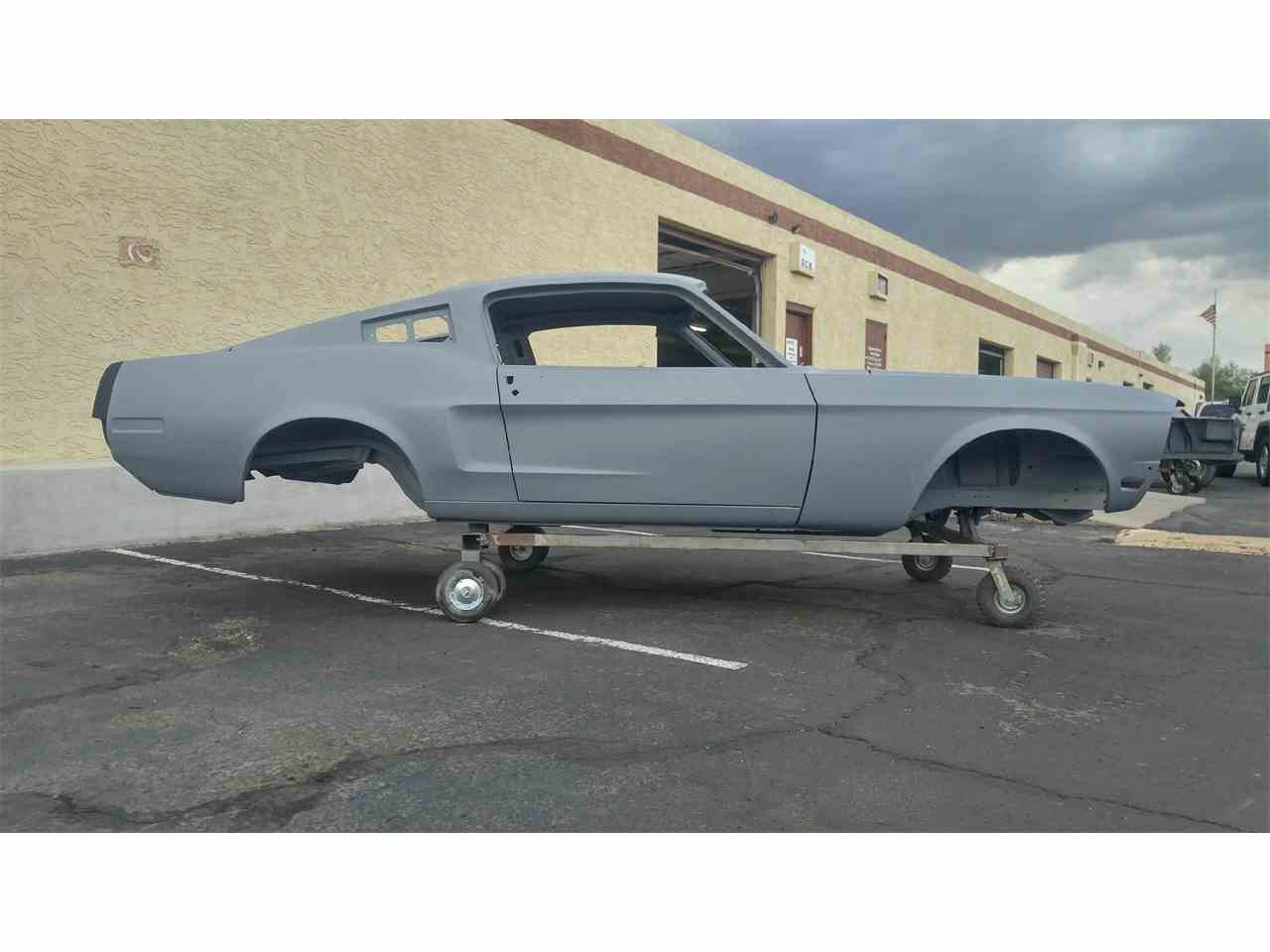 Large Picture of 1968 Mustang Restored Body Shells - JP9Q