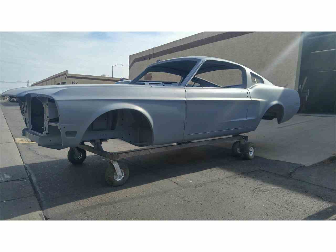 Large Picture of Classic '68 Mustang Restored Body Shells located in Scottsdale Arizona - $16,700.00 Offered by Desert Classic Mustangs - JP9Q