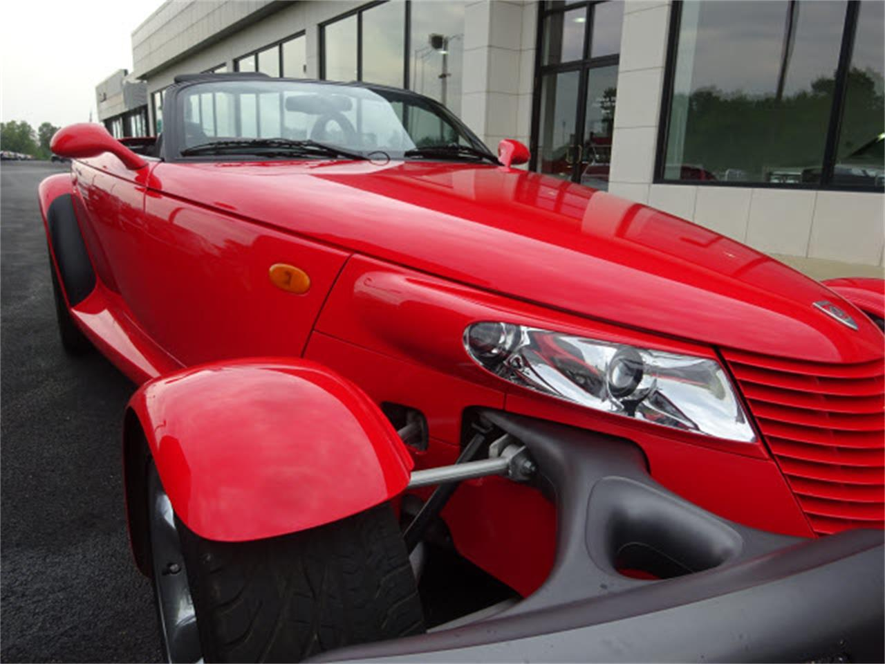 Large Picture of 1999 Plymouth Prowler located in Marysville Ohio Offered by Nelson Automotive, Ltd. - JPAP