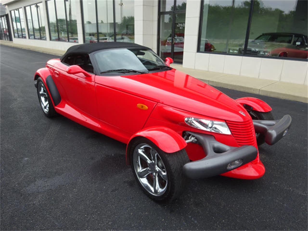 Large Picture of '99 Prowler located in Marysville Ohio - $29,999.00 Offered by Nelson Automotive, Ltd. - JPAP