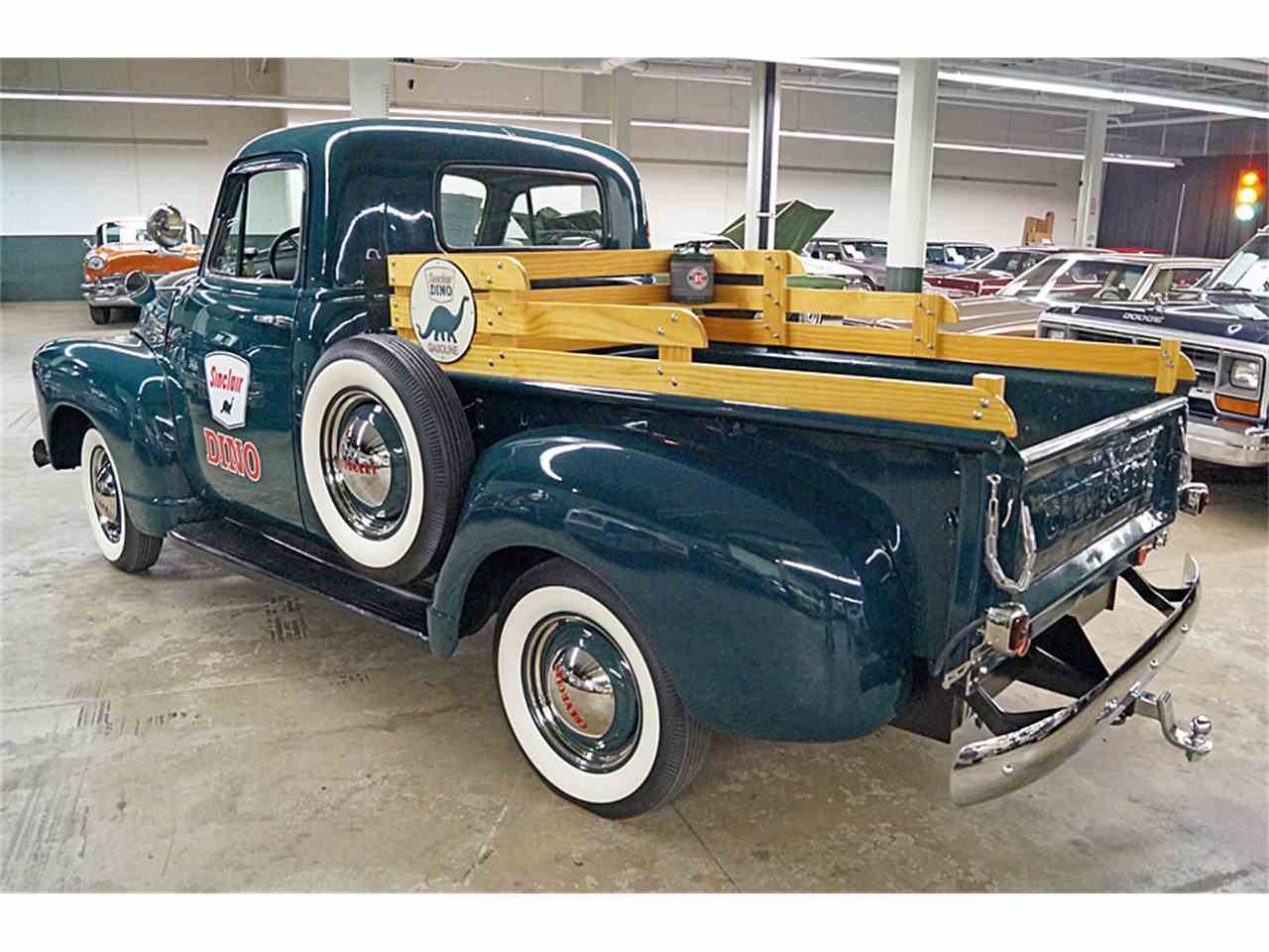 Large Picture of Classic '53 Chevrolet 3100 - $28,900.00 Offered by Motorcar Portfolio - JPCQ