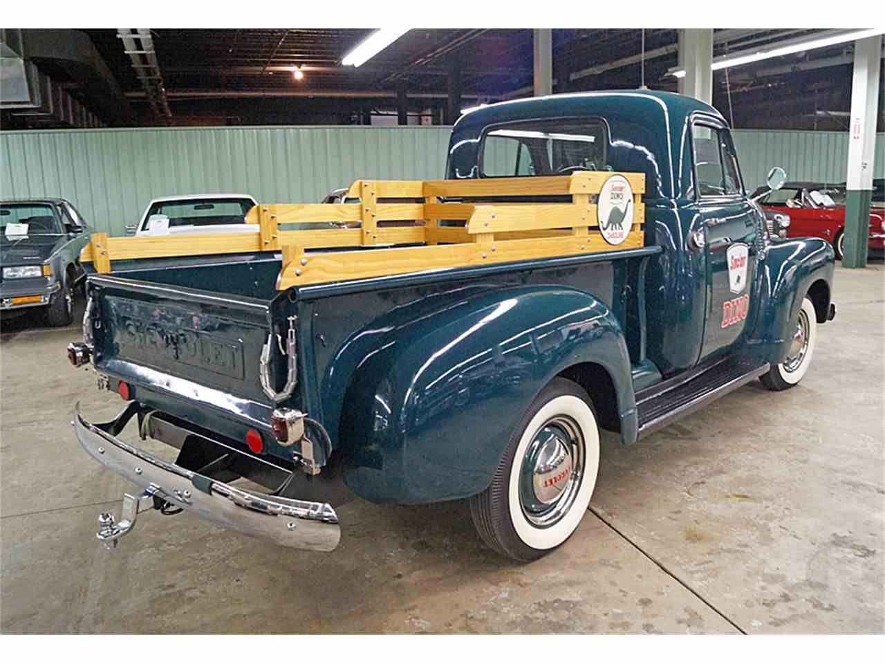 Large Picture of '53 Chevrolet 3100 located in Ohio Offered by Motorcar Portfolio - JPCQ