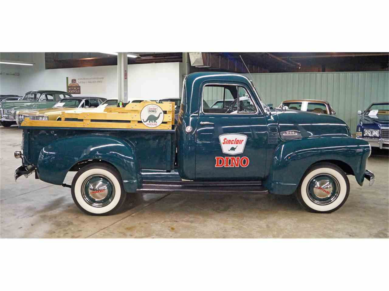 Large Picture of Classic 1953 Chevrolet 3100 located in Ohio - JPCQ