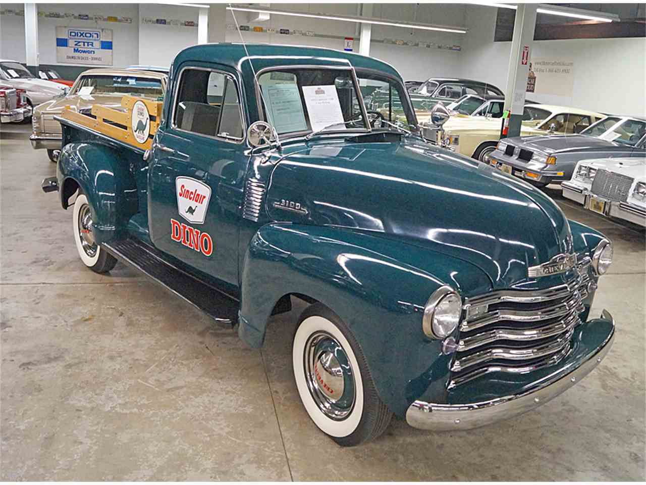 Large Picture of 1953 Chevrolet 3100 located in Ohio - JPCQ