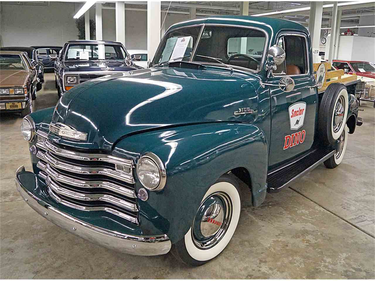 Large Picture of Classic 1953 Chevrolet 3100 Offered by Motorcar Portfolio - JPCQ