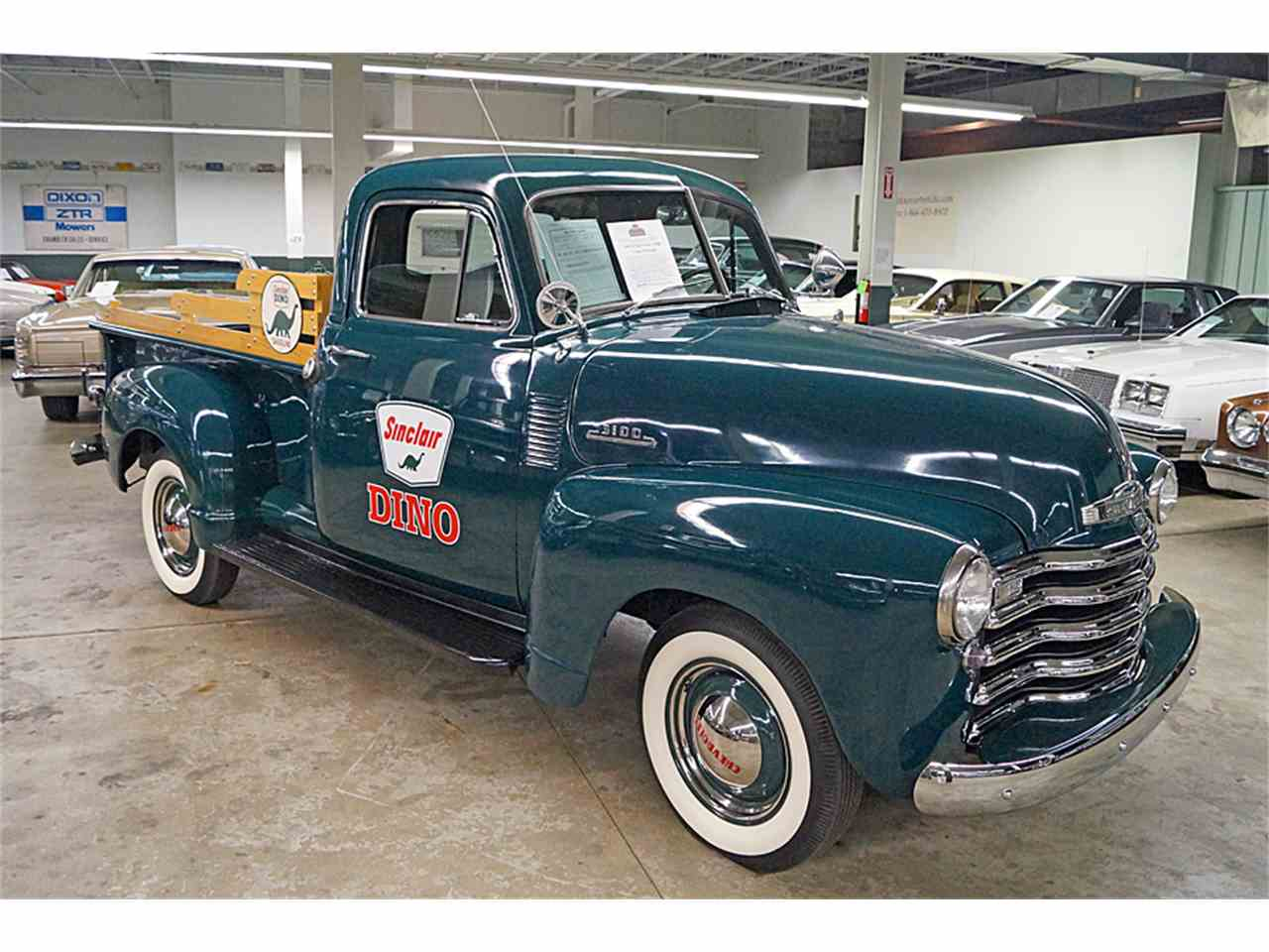 Large Picture of 1953 Chevrolet 3100 - JPCQ