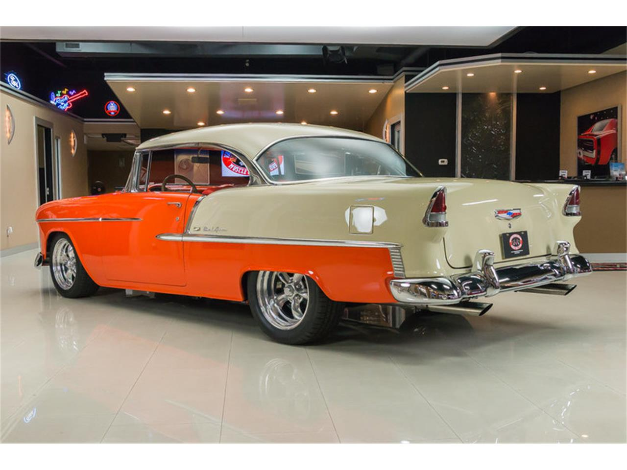 Large Picture of '55 Bel Air - JIVQ