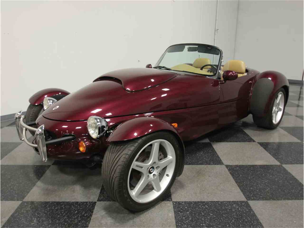 Large Picture of '98 AIV Roadster Supercharged located in Georgia Offered by Streetside Classics - Atlanta - JPDH