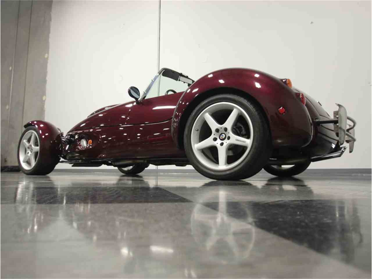 Large Picture of '98 Panoz AIV Roadster Supercharged located in Georgia Offered by Streetside Classics - Atlanta - JPDH