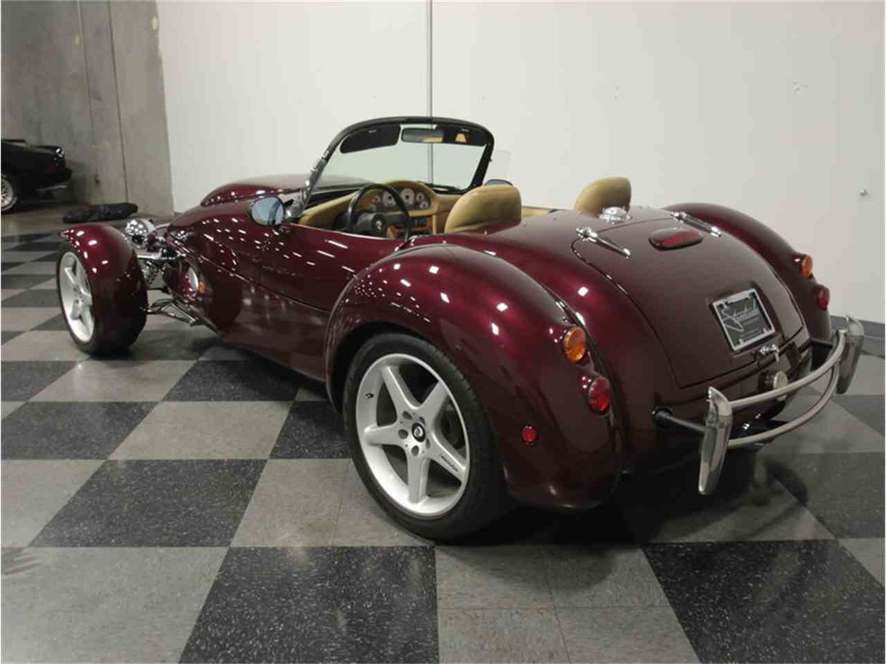 Large Picture of 1998 Panoz AIV Roadster Supercharged located in Georgia - JPDH