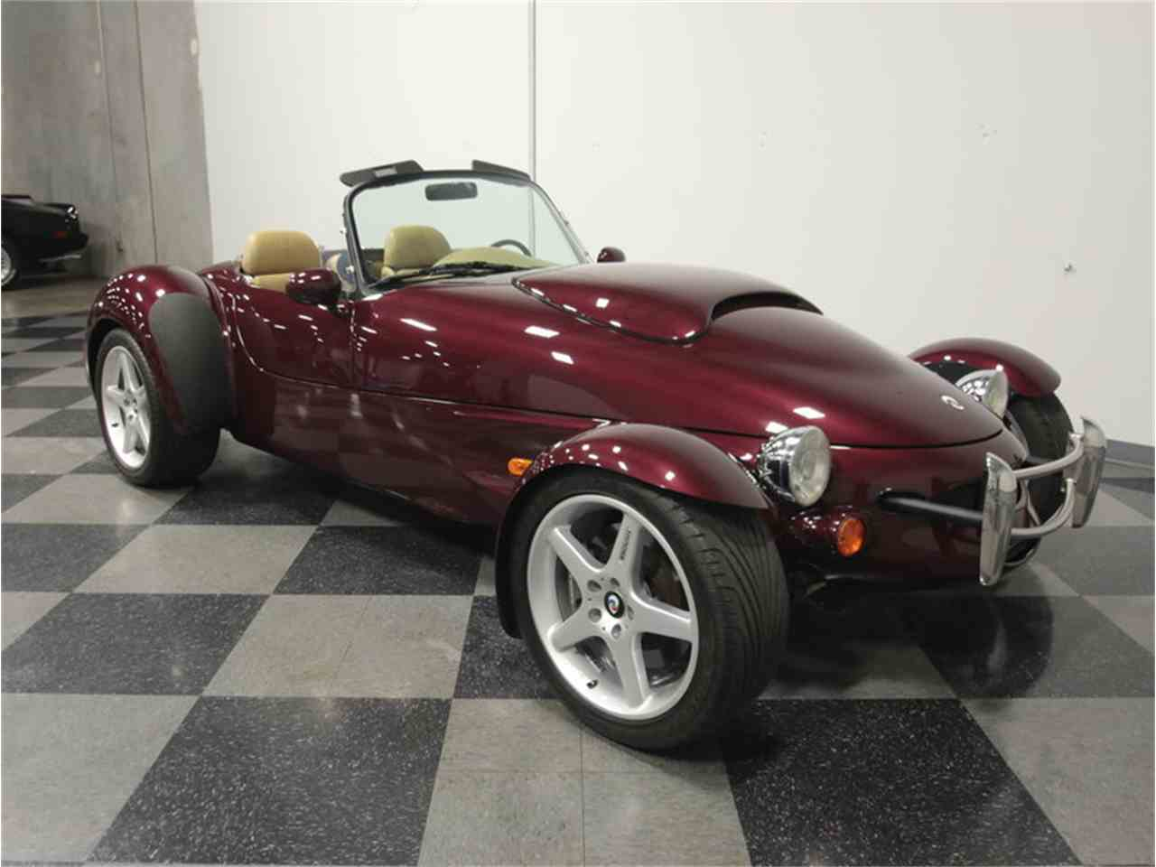 Large Picture of '98 Panoz AIV Roadster Supercharged Offered by Streetside Classics - Atlanta - JPDH