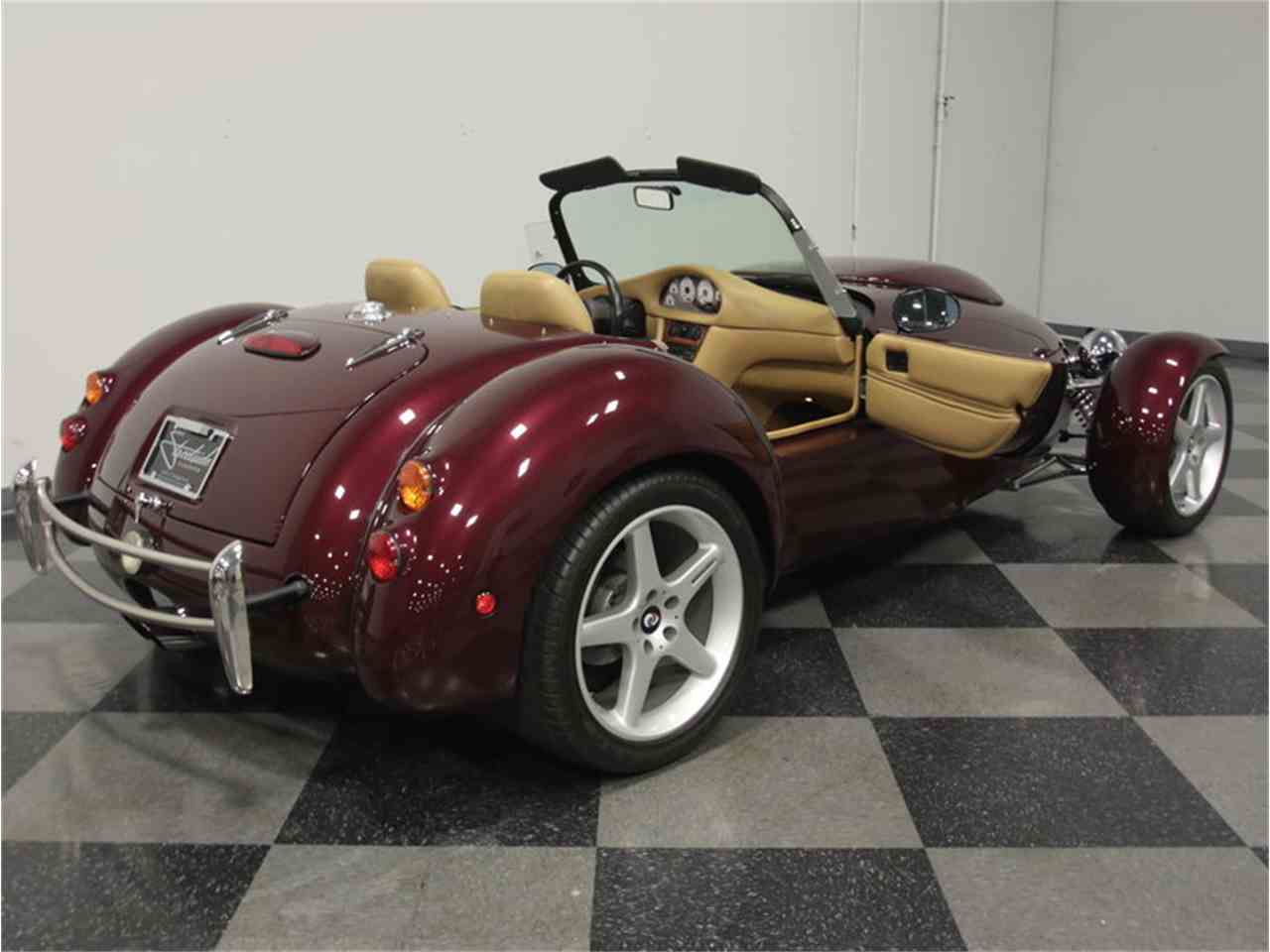 Large Picture of '98 AIV Roadster Supercharged - JPDH
