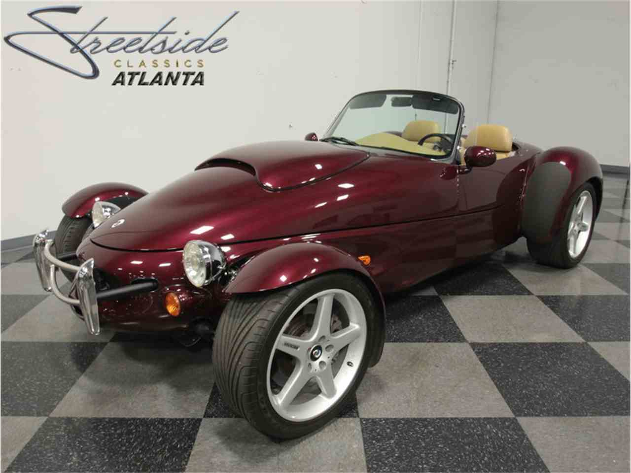 Large Picture of 1998 Panoz AIV Roadster Supercharged - $41,995.00 - JPDH